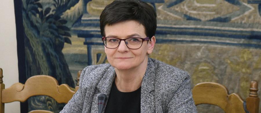Posłanka PO Krystyna Szumilas trafiła do szpitala w Gliwicach - ustalili  reporterzy RMF FM. Została potrącona przez samochód dostawczy na gliwickim rynku.