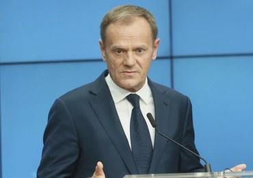 """""""Die Welt"""" o Tusku: Przeciętny szef Rady Europejskiej, jego wybór pogłębi podziały"""