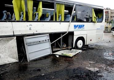 Podwójny zamach na pielgrzymów w Damaszku. Nie żyje 40 osób