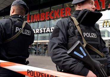 Zamknięto galerię handlową w Essen. Jest zagrożenie atakiem terrorystycznym