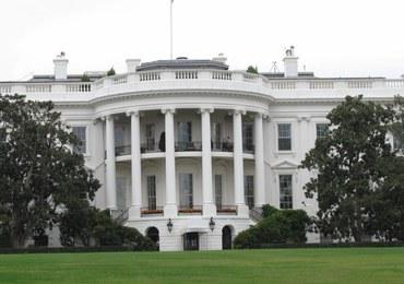 Intruz wtargnął na teren Białego Domu