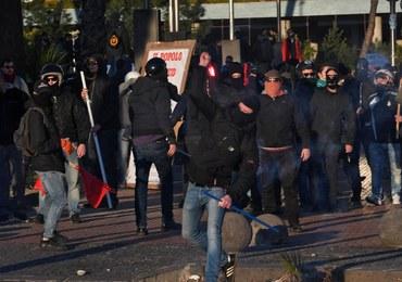 Zamieszki w Neapolu. Część miasta w rękach anarchistów