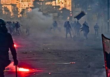 Manifestacje i zamieszki w Neapolu. 34 osoby zostały ranne
