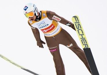 Kamil Stoch stracił pozycję lidera Pucharu Świata w skokach narciarskich