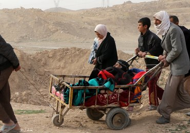 """Mosul stał się pułapką dla ISIS. """"Wszyscy dżihadyści zginą"""""""