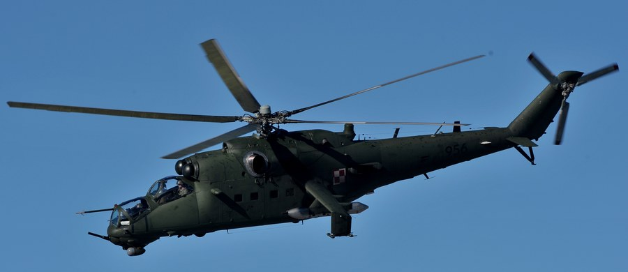 Kolejne opóźnienie w sprawie śmigłowców dla polskiej armii. O dwa tygodnie opóźni się składanie ofert na osiem maszyn dla wojsk specjalnych i kolejnych osiem dla sił morskich - dowiedział się nieoficjalnie reporter RMF FM.