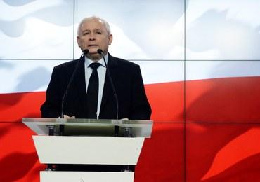 Jarosław Kaczyński: Z panią Le Pen mamy tyle wspólnego mniej więcej co z panem Putinem