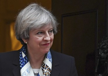 """Plan zajęć brytyjskiej premier znaleziony w pociągu. """"To niewybaczalne"""""""