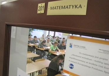 Egzamin gimnazjalny 2017. Testy z części matematyczno-przyrodniczej
