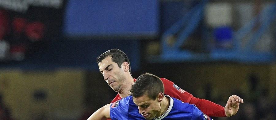 c3fe2c652 Piłkarze Chelsea Londyn zakwalifikowali się do półfinału Pucharu Anglii. W  szlagierowym meczu pokonali na własnym