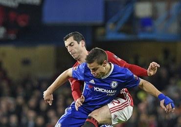 Chelsea lepsza od Manchester United. Zagra w półfinale Pucharu Anglii