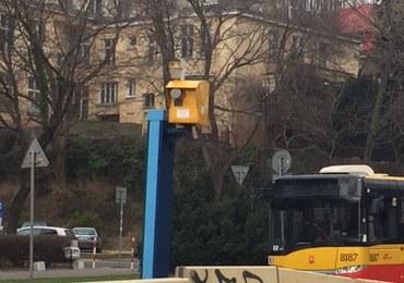 Powrót fotoradarów do Warszawy. Wkrótce zostaną uruchomione