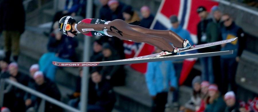Nie skoczkowie, a silny wiatr rządził we wtorek na skoczni Lysgardsbakken w norweskim Lillehammer. Z jego powodu konkurs Pucharu Świata został najpierw przerwany po próbach 26 zawodników, a później definitywnie odwołany. Zanim się to stało, skoki zdążyło oddać trzech Polaków: świetnie spisał się w tych trudnych warunkach Stefan Hula.