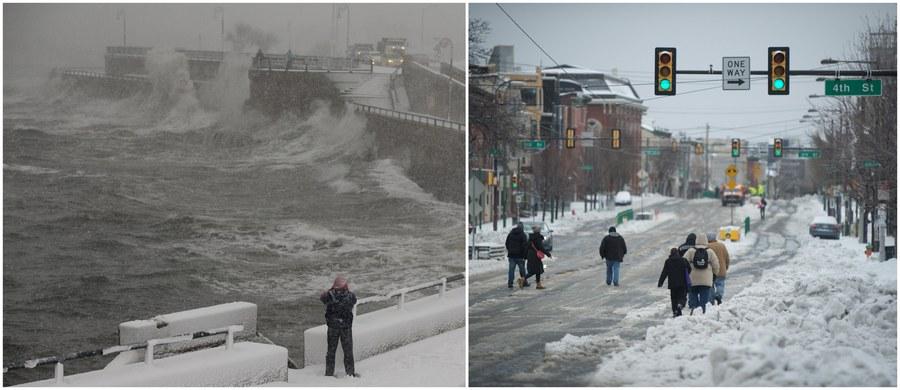Zimowy sztorm Stella uderzył w północno-wschodnią część Stanów Zjednoczonych i zdezorganizował życie 50 milionów ludzi. W oczekiwaniu na atak zimy odwołano zajęcia w szkołach, ograniczono kursowanie komunikacji publicznej, zamknięto biura i urzędy, odwołano prawie 8,5 tysiąca lotów. Uderzenie Stelli okazało się jednak dużo słabsze, niż przewidywano.