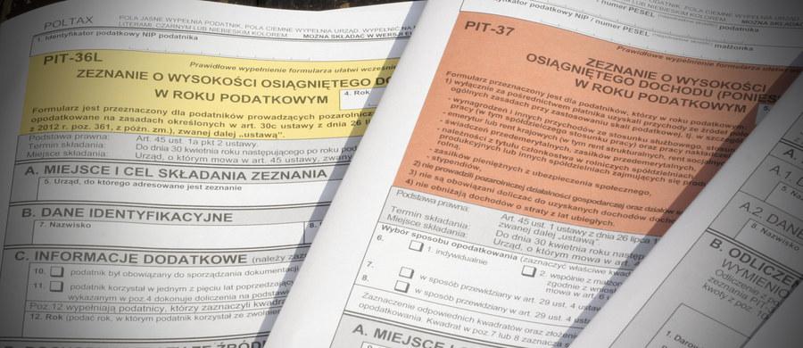 Dziś Ministerstwo Finansów uruchomiło usługę automatycznego wypełniania zeznań podatkowych przez system komputerowy fiskusa. Wystarczy tylko poprosić o to przez internet.