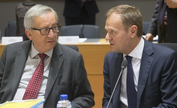Zarzucanie przez Turcję Holandii, Niemcom czy innym krajom UE nazizmu jest skandaliczne - ocenił przewodniczący Komisji Europejskiej Jean-Claude Juncker. Szef Rady Europejskiej Donald Tusk podkreślił, że UE jest solidarna z Holandią.