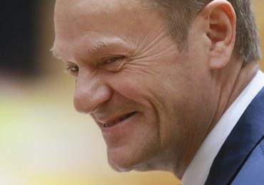 Tusk: Będę zachęcać, by utrzymać jedność polityczną 27 krajów