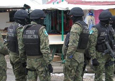 Gang przemytników migrantów rozbity. Działali na terenie kilku województw