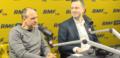 Niecodzienna sytuacja w Porannej rozmowie RMF FM