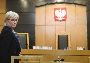 Julia Przyłębska: Nie było przesłanek do wyłączenia sędziego Warcińskiego