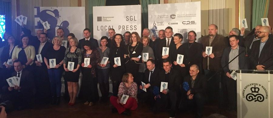 Rozstrzygnięto SGL Local Press 2016, konkurs organizowany od dziewięciu lat przez Radę Wydawców Stowarzyszenia Gazet Lokalnych. Uroczysta gala finałowa odbyła się na Zamku Królewskim w Warszawie. Oprócz głównej nagrody - dla Gazety Roku, wręczane były także statuetki dla zwycięzców w dziesięciu kategoriach, w tym dwu specjalnych.