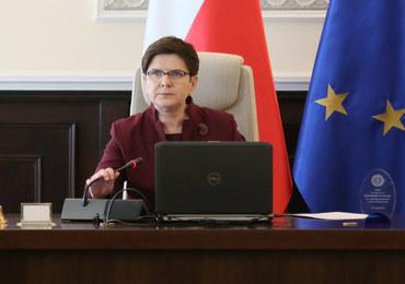 PO zaprezentuje dziś wniosek o wotum nieufności dla rządu Beaty Szydło