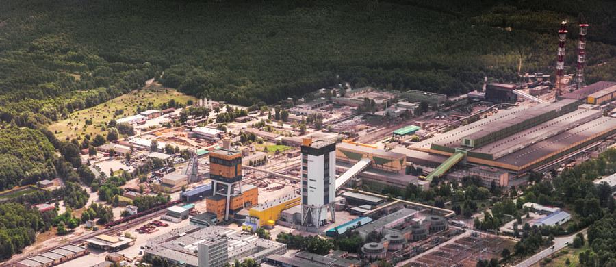 W kopalni Rudna w Polkowicach doszło do silnego wstrząsu. W rejonie zagrożenia było pięć osób. Nikomu nic się nie stało.