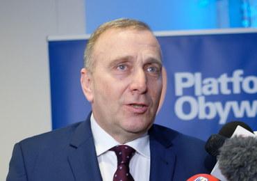 PO zaprezentowała wniosek o wotum nieufności dla rządu i przedstawiła kandydata na premiera