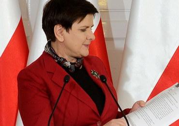 Związki zawodowe mundurowych chcą pilnego spotkania z premier Szydło