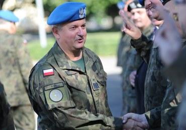 Kolejny generał odchodzi z polskiej armii