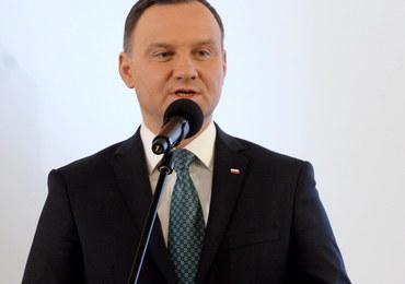 Prezydent Andrzej Duda podpisał ustawę o zgromadzeniach