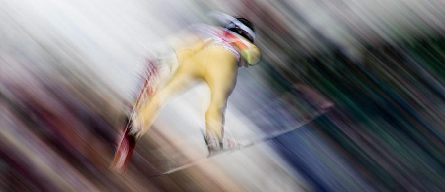 Reprezentant USA Kevin Bickner ustanowił dziś w Vikersund podwójny rekord Ameryki Północnej w skokach narciarskich. Amerykanin w serii próbnej uzyskał 233,5 m, a godzinę później skoczył jeszcze dalej - na odległość 244,5 m. Zawodnik swój fenomenalny występ przypłacił jednak bolesnym upadkiem.