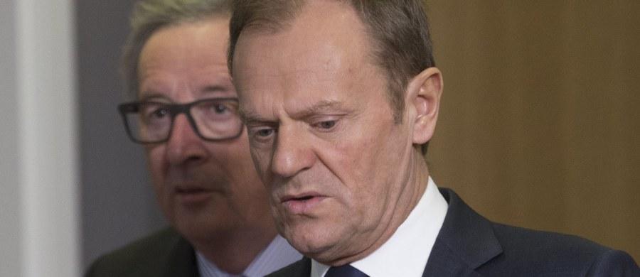 Przewodniczący Rady Europejskiej Donald Tusk zapowiedział zwołanie na 29 kwietnia szczytu 27 państw UE, by przyjąć wytyczne do negocjacji z Wielką Brytanią w sprawie Brexitu.
