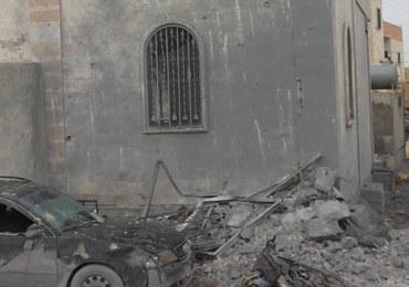 Syria: Desant sił koalicji w ramach ofensywy na bastion ISIS