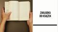 Zakładka do książek z wstążeczki i spinacza