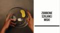 Odmienianie wyglądu szklanej miski