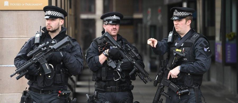 Są kolejne zatrzymania w związku ze środowym zamachem w centrum Londynu. Minionej nocy policja zatrzymała w środkowej i północnej Anglii dwie osoby. Oznacza to - jak poinformował zajmujący się zwalczaniem terroryzmu komisarz Mark Rowley z policji metropolitalnej - że obecnie w areszcie przebywa dziewięć osób zatrzymanych w związku z atakiem. Policja podała ponadto, że sprawca zamachu urodził się na południowym wschodzie Anglii jako Adrian Russell Ajao.
