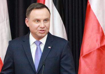 Andrzej Duda: Chcemy Unii wolnych i równych państw narodowych