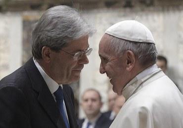 Historyczna audiencja u papieża. Apel Franciszka do przywódców Europy