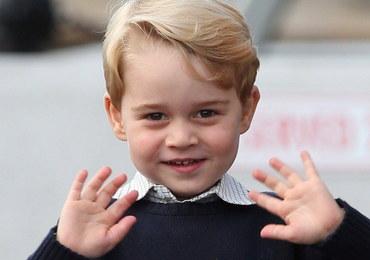 4-letni książę George rozpocznie naukę w prywatnej szkole