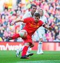 Liverpool FC - Real Madryt 4-3 w meczu byłych gwiazd