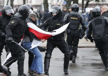 Białoruski MSZ o działaniach milicji: Czerpiemy naukę z zamachów w Europie