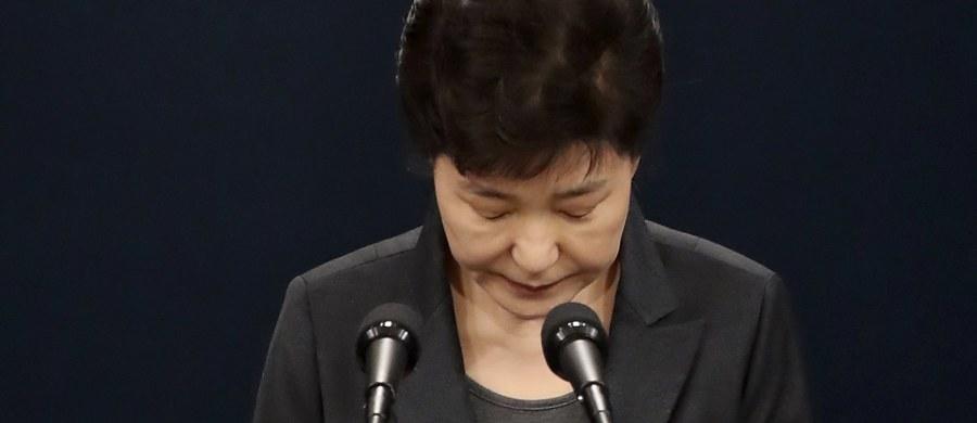 Południowokoreańska prokuratura wystąpiła do sądu z wnioskiem o wydanie nakazu aresztowania byłej prezydent kraju Park Geun Hie w ramach śledztwa związanego ze skandalem korupcyjnym - poinformowały południowokoreańskie media.