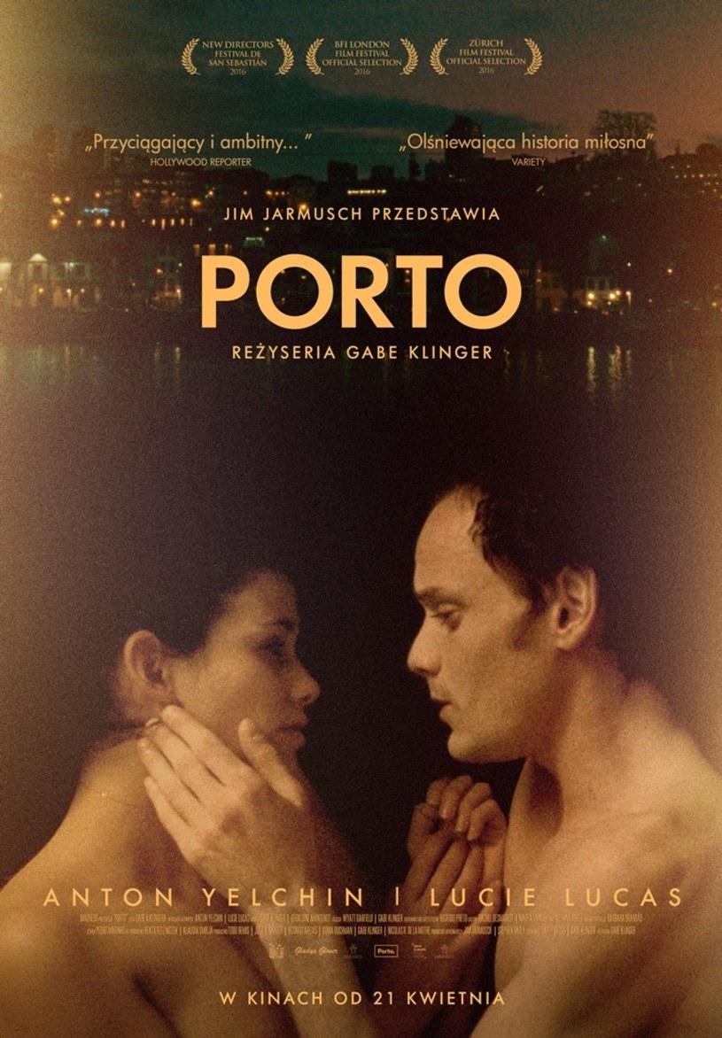"""21 kwietnia na ekrany polskich kin trafi  film """"Porto"""" w reżyserii Gabe'a Klingera. To jedna z ostatnich ról przedwcześnie zmarłego Antona Yelchina."""