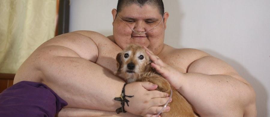 Najcięższy Meksykanin zrzucił już 175 kilogramów przygotowując się do operacji żołądka, która ma wpłynąć na dalszą utratę wagi. Wynik jest oszałamiający biorąc pod uwagę, że Juan Pedro Franco Salas przeszedł na dietę prawie 5 miesięcy temu. Ważył wówczas... 595 kilogramów.