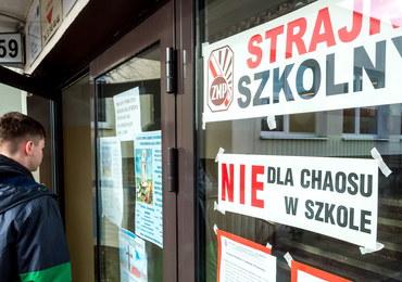 ZNP: Strajkowało 40 proc. szkół i przedszkoli. MEN twierdzi, że 11 proc.