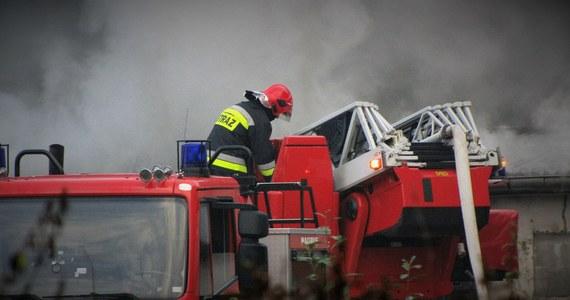 Pożar instalacji elektrycznej był powodem ewakuacji kilkudziesięciu pacjentów szpitala w Kędzierzynie-Koźlu. Nikt nie odniósł obrażeń.