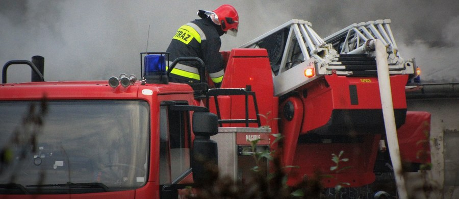 W domu jednorodzinnym w Motańcu koło Szczecina wybuchła butla z gazem. Eksplozja poważnie uszkodziła jedną ze ścian budynku i grozi on teraz zawaleniem.