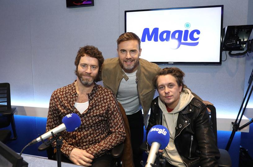 Członek grupy Take That, Gary Barlow przeprosił za swoją niedyspozycję i opuścił kolegów podczas wywiadu na żywo.