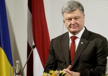 Ostre słowa Poroszenki: Rosja nie potrzebuje Eurowizji, lecz prowokacji
